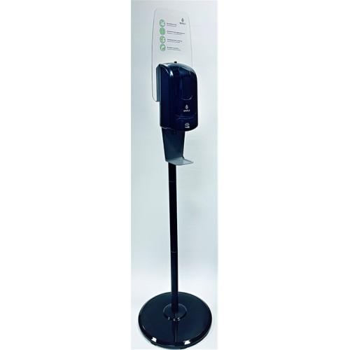 Мобильная стойка с сенсорным диспенсером для картриджей