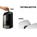 Диспенсер BINELE mBase для жидкого мыла картриджный (черный), артикул: DE03BB