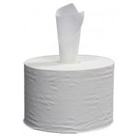 Туалетная бумага с центральной вытяжкой BINELE L-Premium, 6 рулонов по 210 м