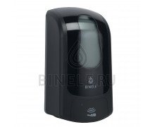 Диспенсер BINELE iSoap для жидкого мыла наливной сенсорный, 1л. (черный)