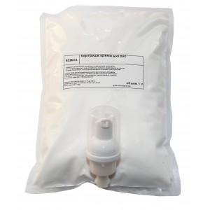 Комплект картриджей крема для рук Binele Frutta (3 шт по 1 л.) / S-система, артикул: BS36XA