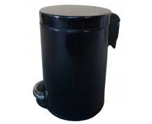 Корзина для мусора с педалью  Lux, 30 литров