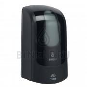 Диспенсер картриджный для мыла-пены сенсорный, 1 литр (черный)
