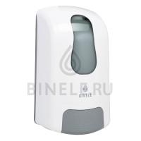 Диспенсер BINELE mBase для мыла-пены картриджный (белый)